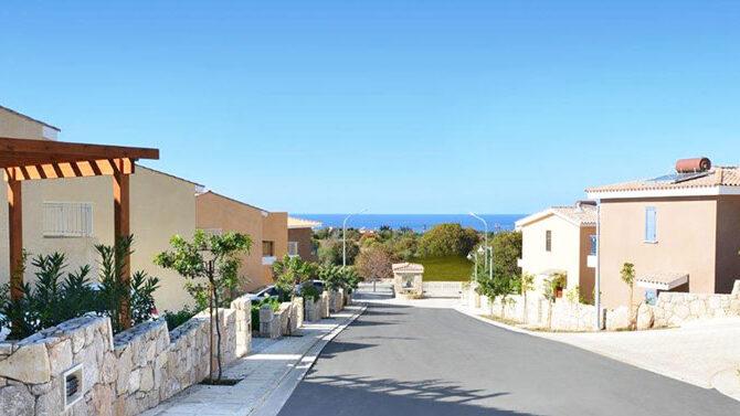 Купить бунгало в комплексе venus gardens Пафос