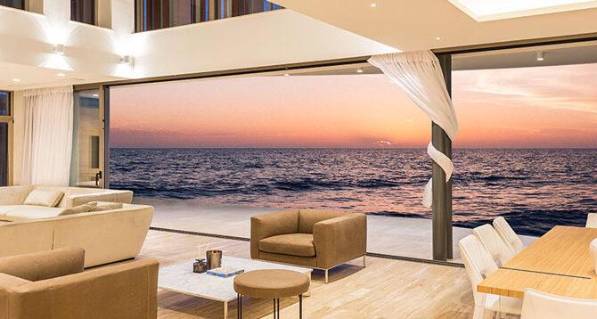 купить дом в комплексе Adonis Beach Villas в Пафосе