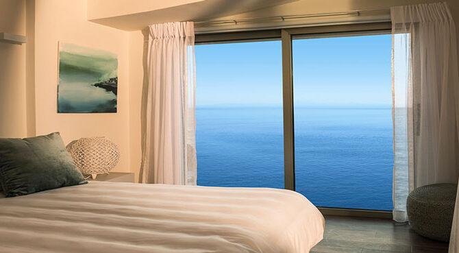 купить виллу у моря в комплексе Adonis Beach Villas в Пафосе