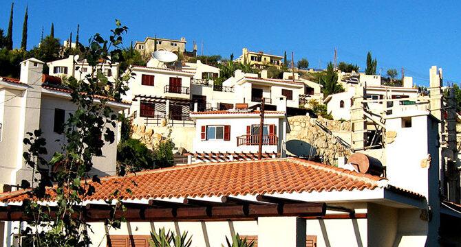 Купить виллу в Dias Villas в Камарес Пафос