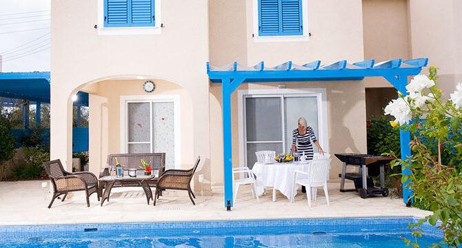 Купить виллу в комплексе Polis Beach Villas Кипр