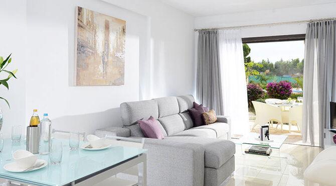 квартиры в комплексе aphrodite gardens Кипр Пафос