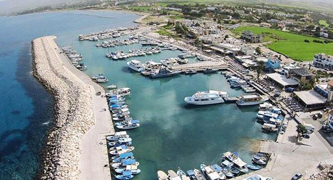 Покупка дома в комплексе Polis Beach Villas