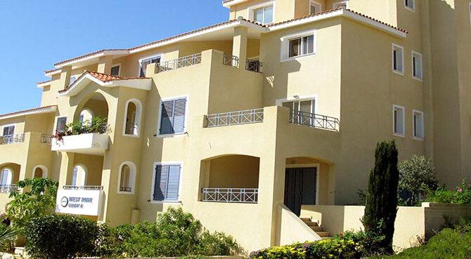 Продажа апартаментов в Westpark court Кипр Пафос