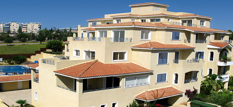 Продажа апартаментов в Westpark court Пафос Кипр