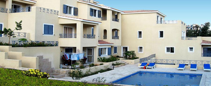 Продажа апартаментов в Westpark court Пафос
