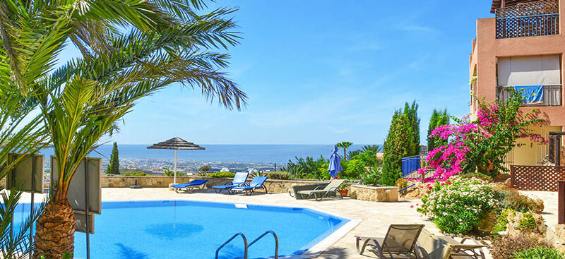 Продажа апартаментов в комплексе Tala Hills III Кипр