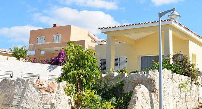 Продажа бунгало в комплексе venus gardens Пафос