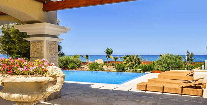 Продажа дома в комплексе Argaka Beach Villas Кипр