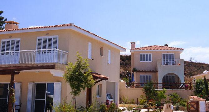 Продажа домов в комплексе Argaka Beach Villas Полис