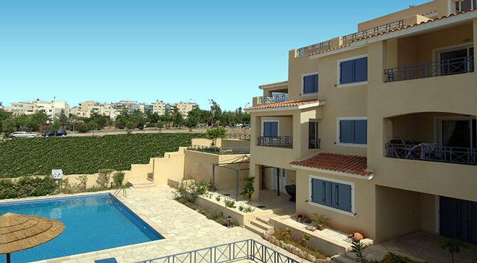 Продажа квартиры в Westpark court Кипр Пафос