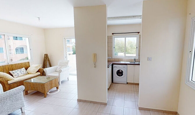Продажа квартиры в Westpark court Пафос