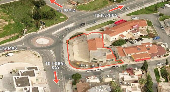 Продажа магазина в CORAL BAY PLAZA Кипр