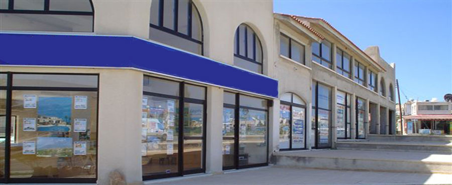 Продажа магазина в CORAL BAY PLAZA Пафос