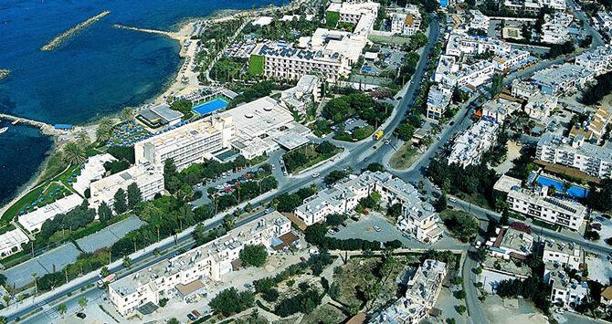 Продажа магазина в Limnaria Shopping center Кипр