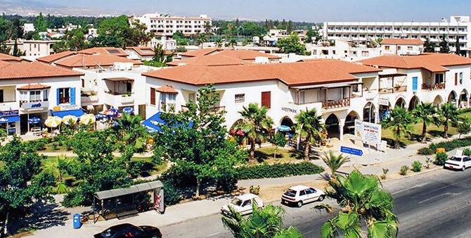 Продажа магазина в Limnaria Shopping center Пафос Кипр
