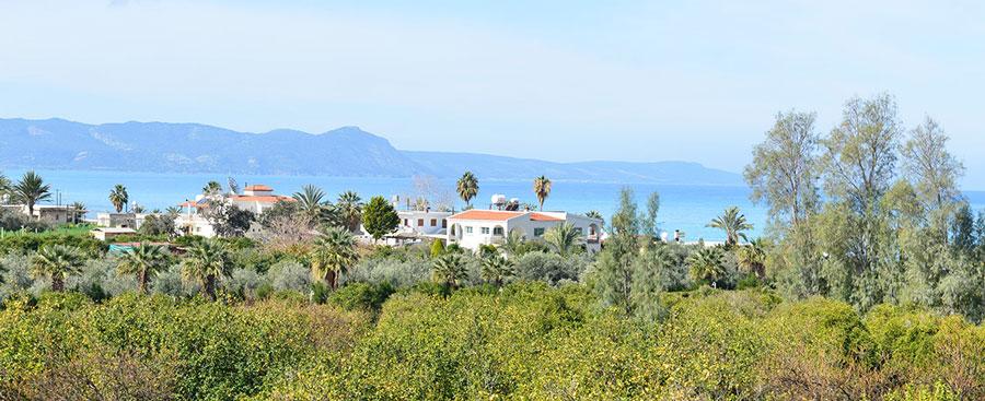 Продажа домов в комплексе Argaka Beach Villas Кипр
