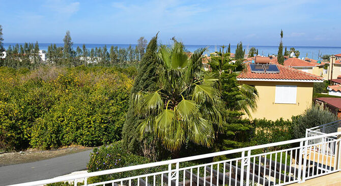 Продажа вилл в комплексе Argaka Beach Villas Полис