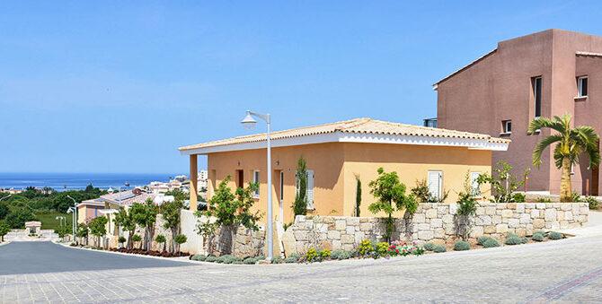 Продажа вилл в комплексе venus gardens Пафос Кипр