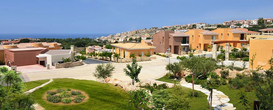 Продажа вилл в комплексе venus gardens Пафос