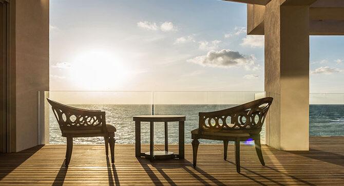 Продажа вилл у моря в Adonis Beach Villas Пафос
