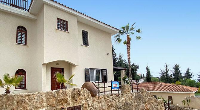 Продажа виллы в комплексе Dias Villas в Пафос