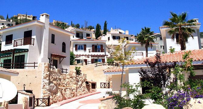 Продажа виллы в комплексе Dias Villas в Пафосе