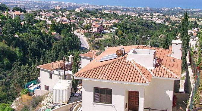 Продажа виллы в dias villas Тала Пафос