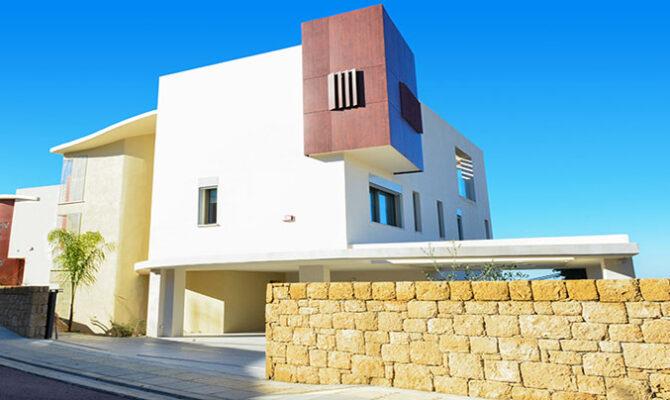 Продажа виллы в комплексе Adonis Beach Villas в Пафосе
