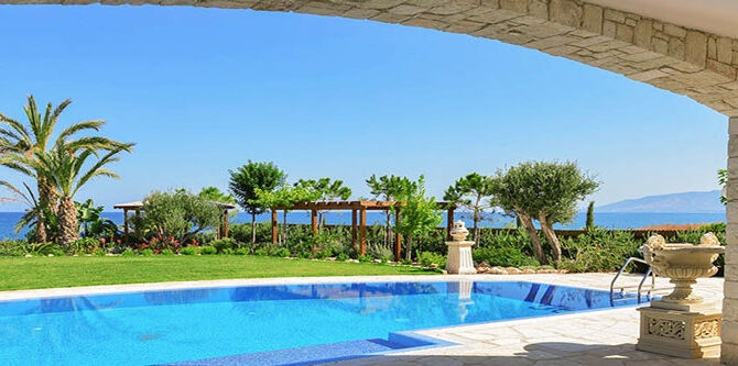 Продажа виллы в комплексе Argaka Beach Villas Кипр