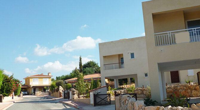 Продажа виллы в комплексе Argaka Beach Villas Полис