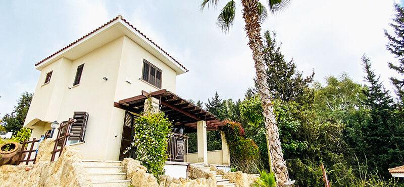 Продажа виллы в комплексе Dias Villas Пафос