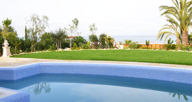 Продажа виллы в комплексе latchi beach villas Кипр