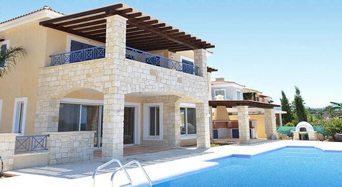 Продажа виллы в комплексе latchi beach villas на Кипре