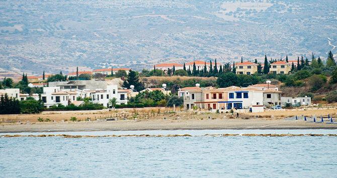 Продажа виллы в комплексе latchi beach villas Пафос