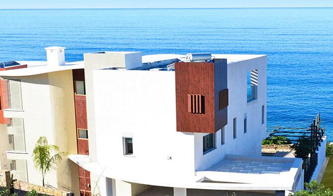 виллы в комплексе Adonis Beach Villas в Пафосе