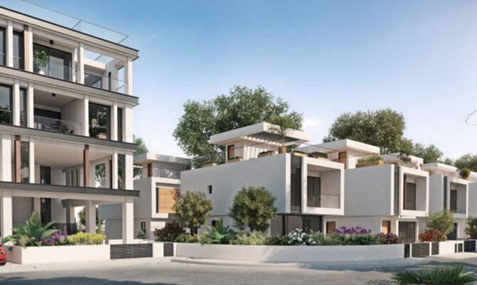 Купить апартаменты в комплексе joya residence Лимассол