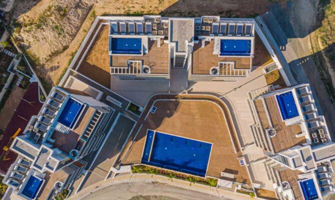 Купить квартиру в комплексе amathea residence в Лимассоле