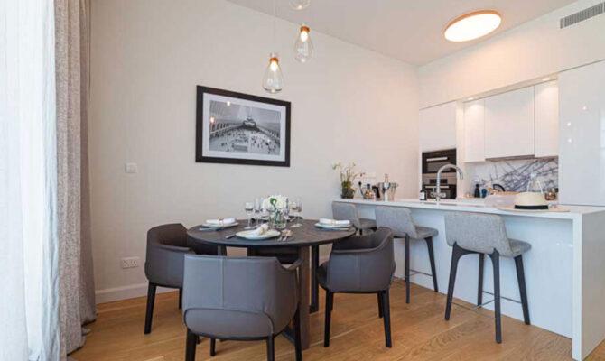Купить недвижимость в комплексе eden roc residence в Лимассоле