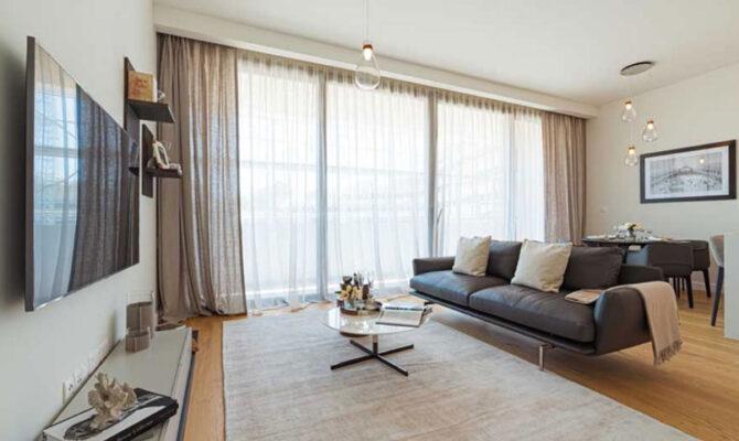 Купить недвижимость в комплексе eden roc residence Лимассол