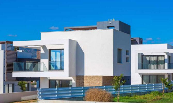 Покупка дома в комплексе grand valley homes Пиргос Лимассол