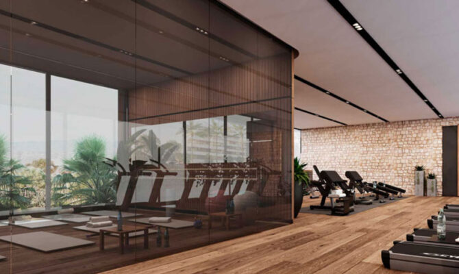 Покупка недвижимости в комплексе eden roc residence Лимассол