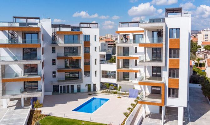 Продажа апартамента в комплексе columbia house Лимассол