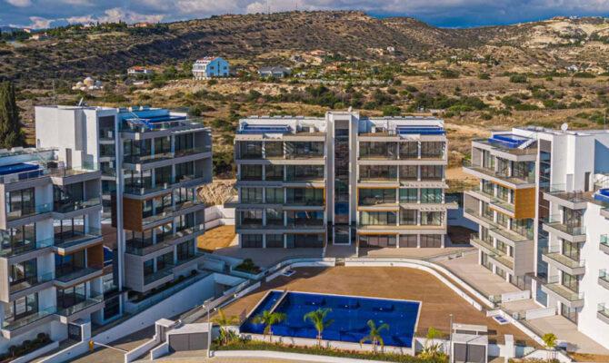 Продажа апартаментов в комплексе amathea residence в Лимассоле