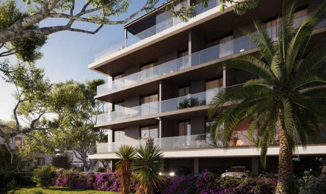 Продажа апартаментов в комплексе aston house Кипр Лимассол
