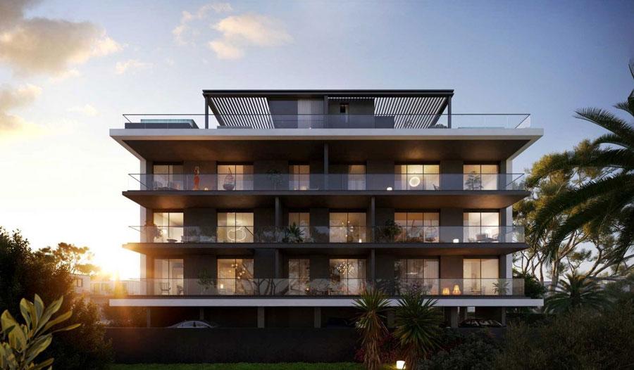 Продажа апартаментов в комплексе aston house Лимассол Кипр