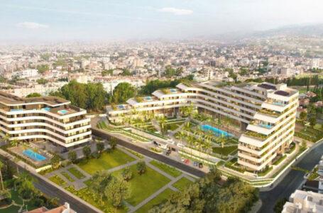 Продажа апартаментов в комплексе eden roc residence Лимассол