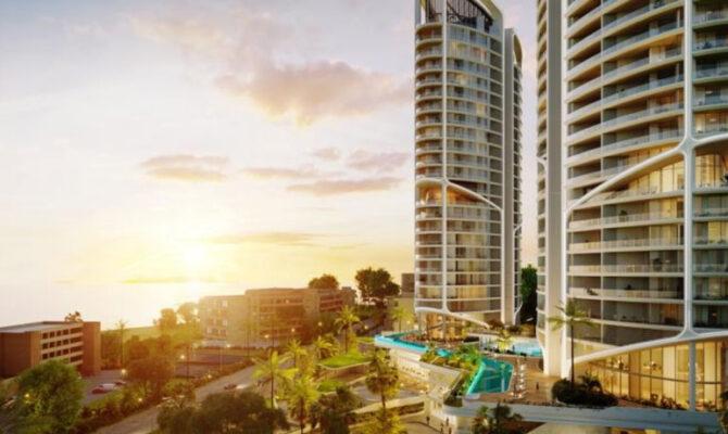 Продажа апартаментов в комплексе infinity towers Кипр