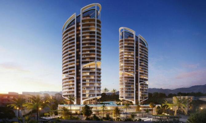Продажа апартаментов в комплексе infinity towers Лимассол