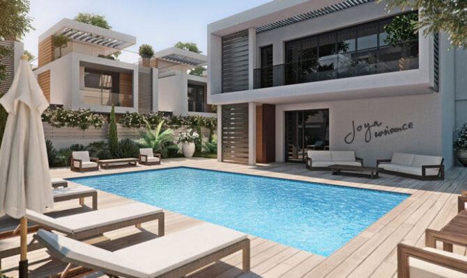 Продажа апартаментов в комплексе joya residence Лимассол